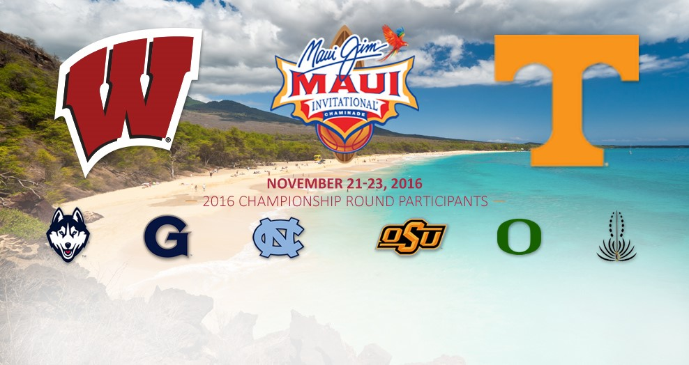 Maui Invitational header