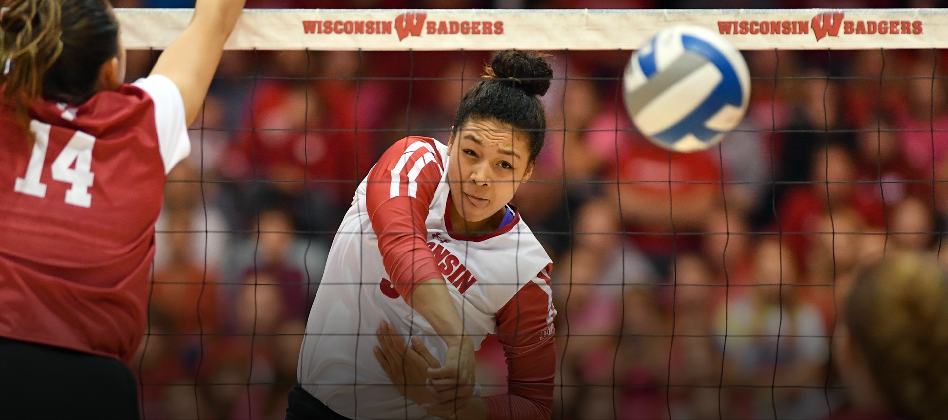 Lauryn Gillis | Volleyball | Wisconsin Athletics