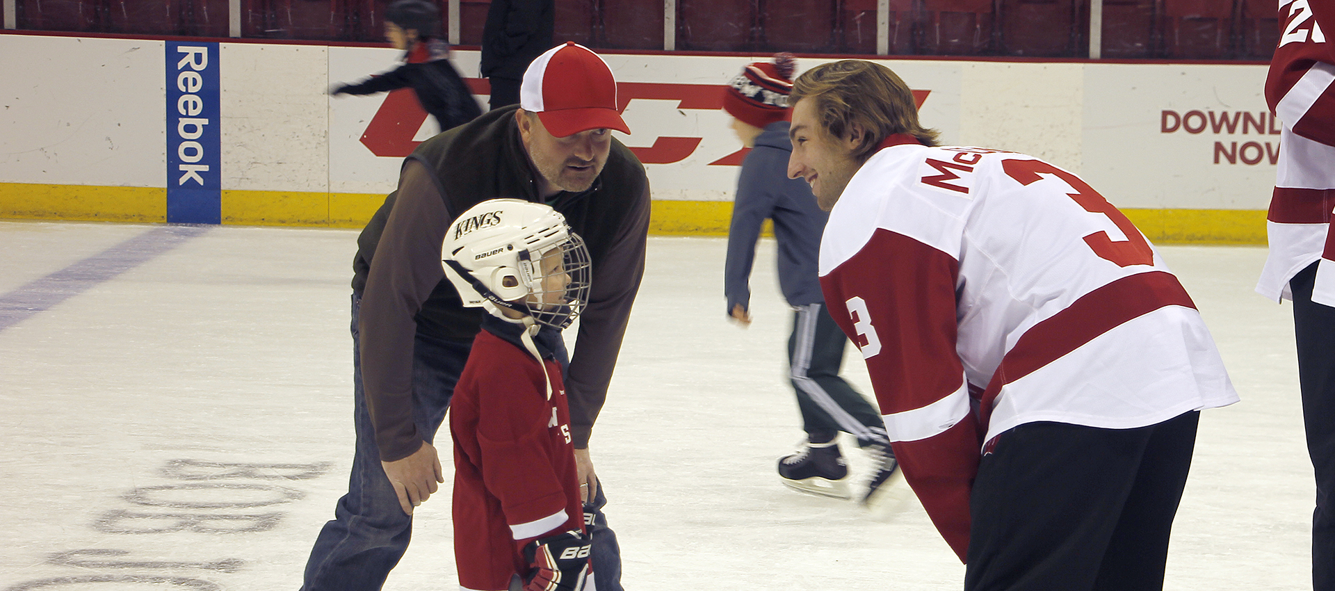 Skate With The Badgers Event Coming In March Wisconsin Athletics