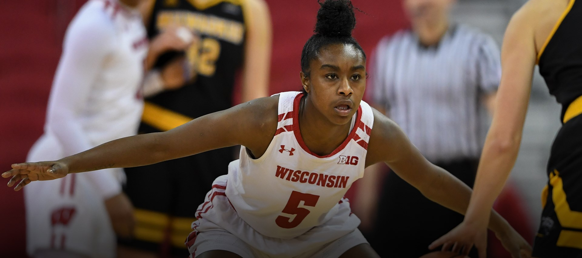 Roichelle Marble Womens Basketball Wisconsin Athletics