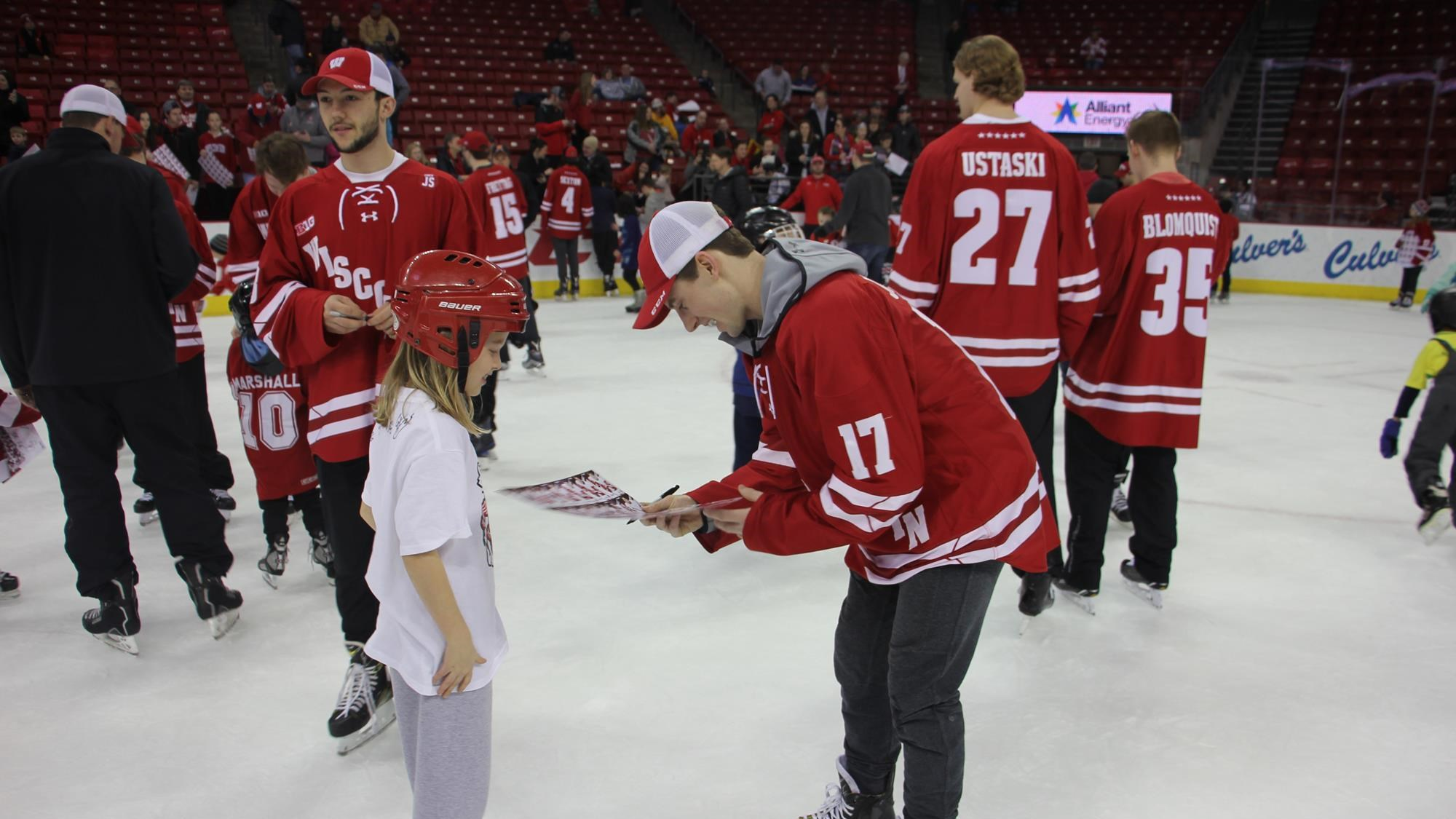 Skate With The Badgers Returns To The Kohl Center This Week