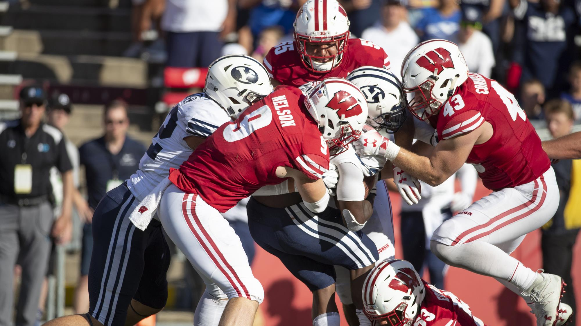 First Nonconference Home Loss For Badgers Since 2003