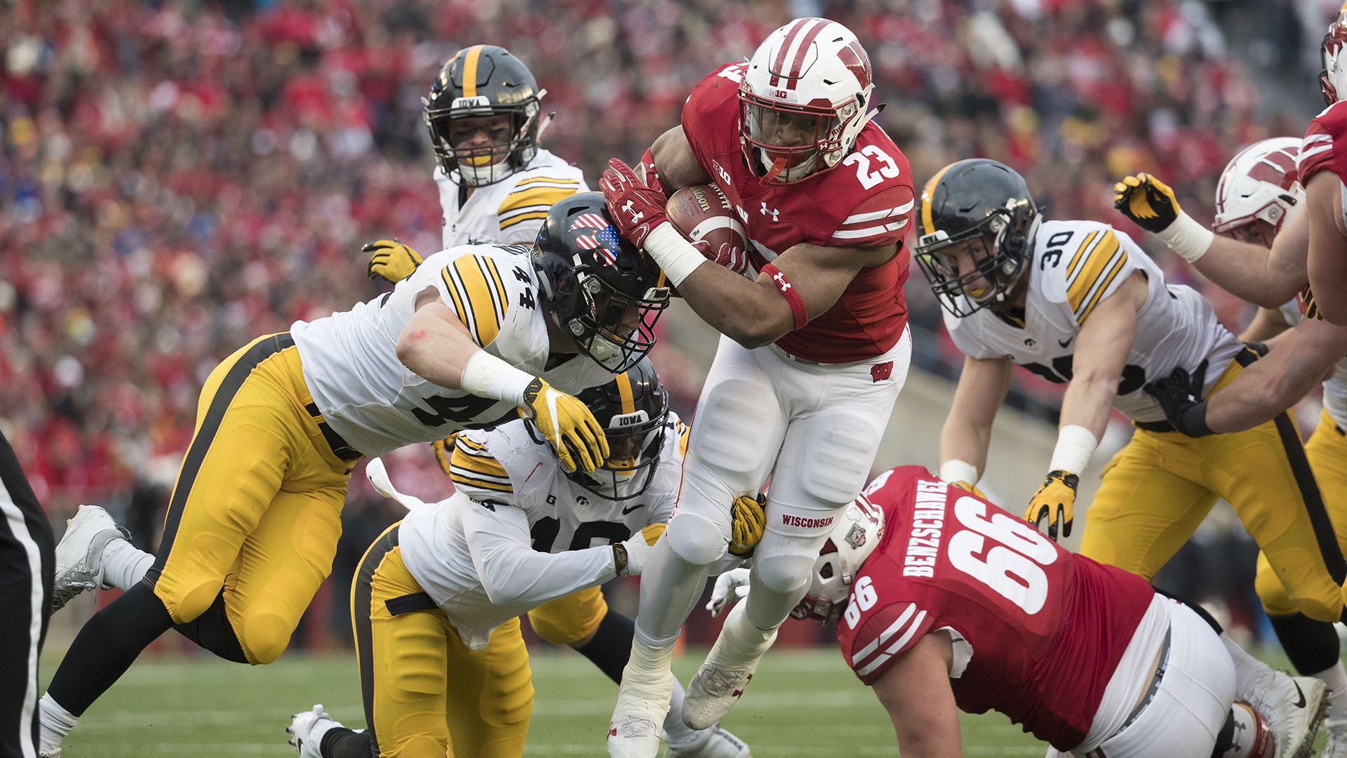 jonathan taylor 2018 football roster wisconsin athleticsimage 6
