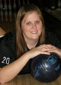 Wisconsin Whitewater Athletics Lisa Ish 2010 11 Womens Bowling