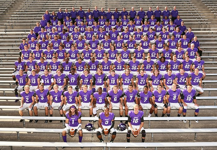 Wisconsin Whitewater Athletics 2014 Football Roster