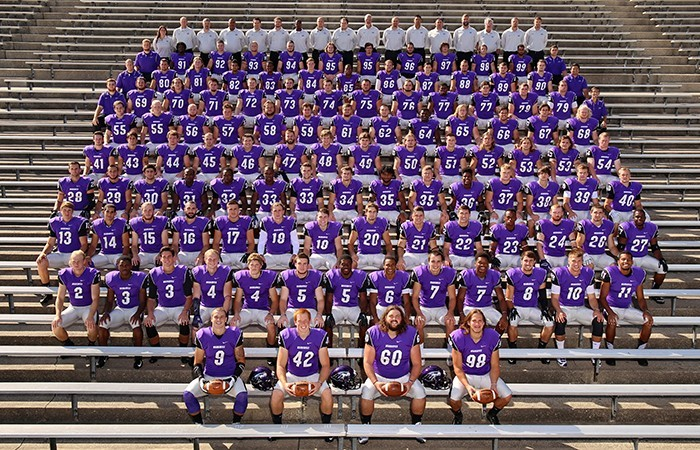 Wisconsin Whitewater Athletics 2015 Football Roster