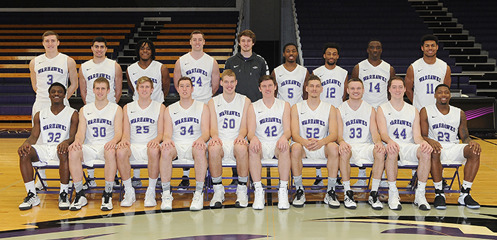 U High Basketball Roster Wisconsin-White...