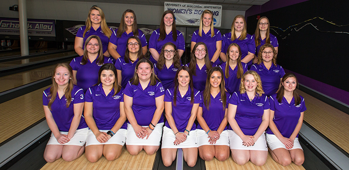 Wisconsin Whitewater Athletics 2017 18 Womens Bowling Roster