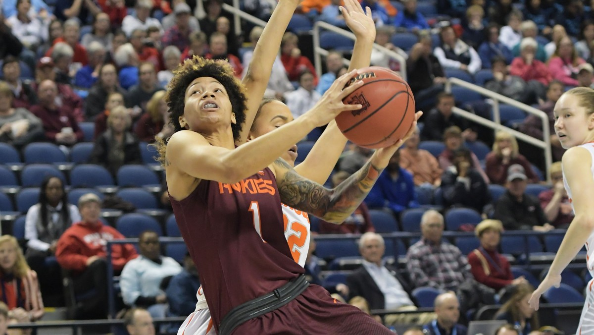 Huge Rally Propels Tech Over Syracuse At Acc Tournament Virginia