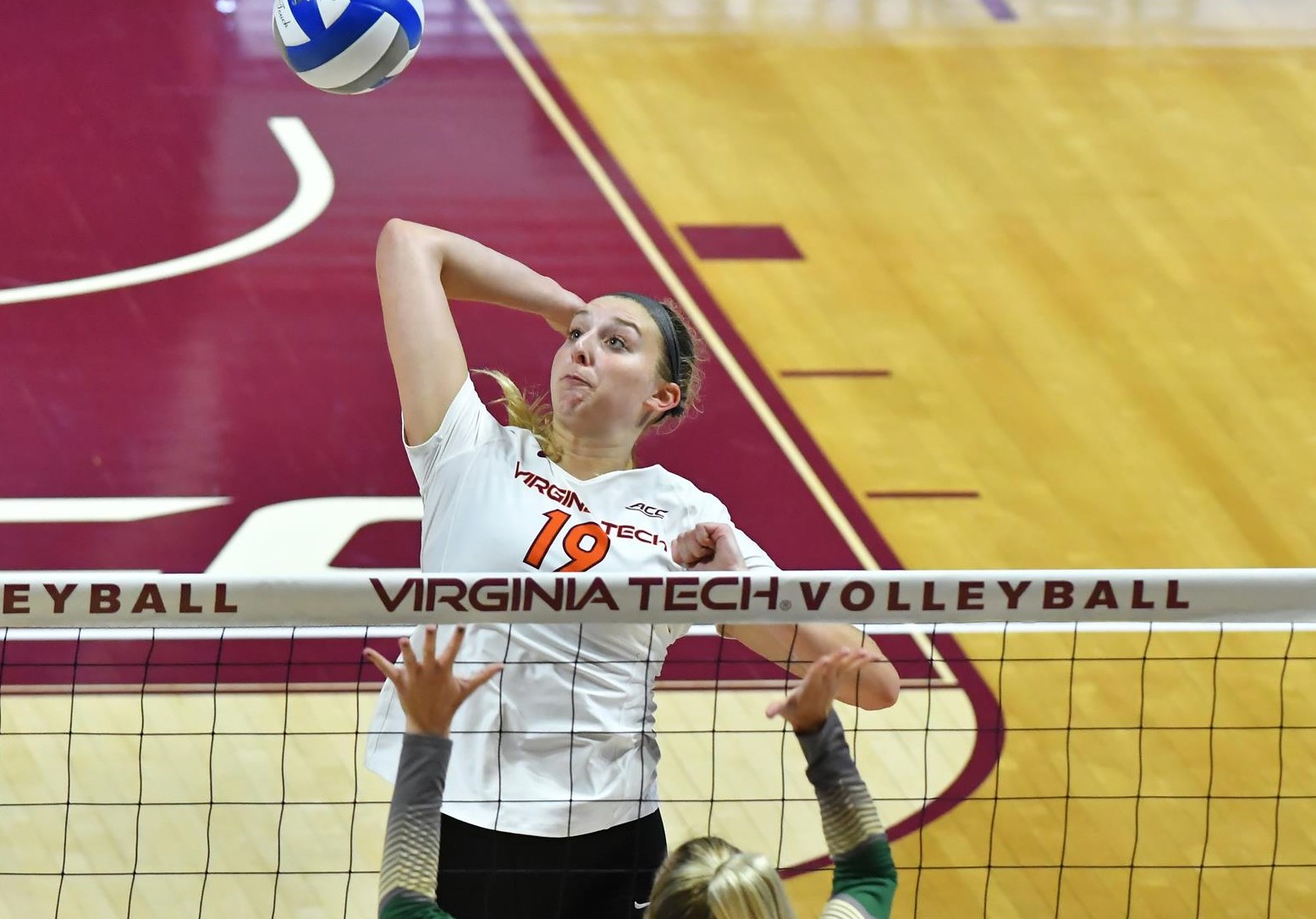 Tech tops William & Mary 3-0 in home opener - Virginia Tech