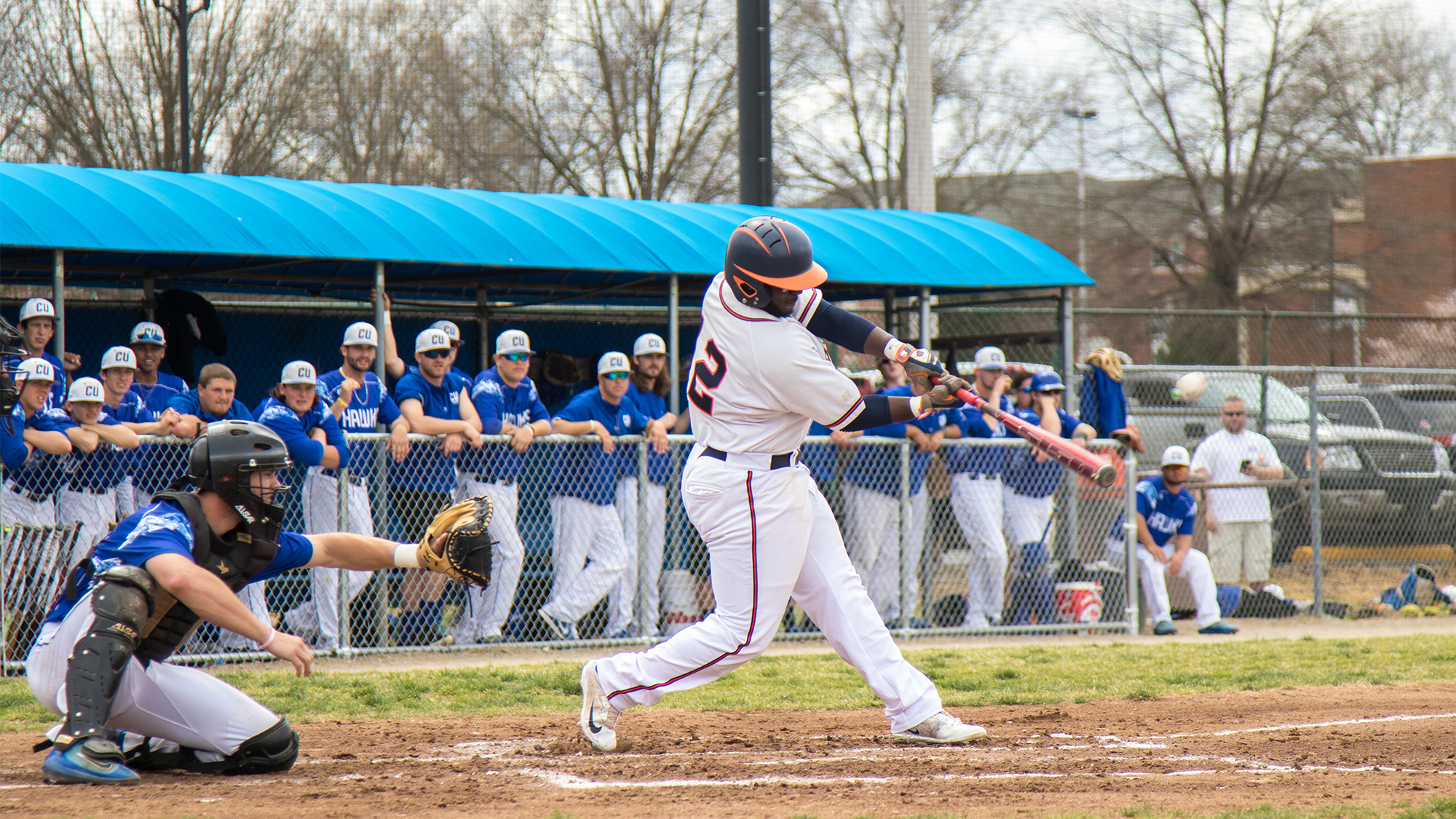 Baseball Splits Day One Against The Panthers Of Claflin University