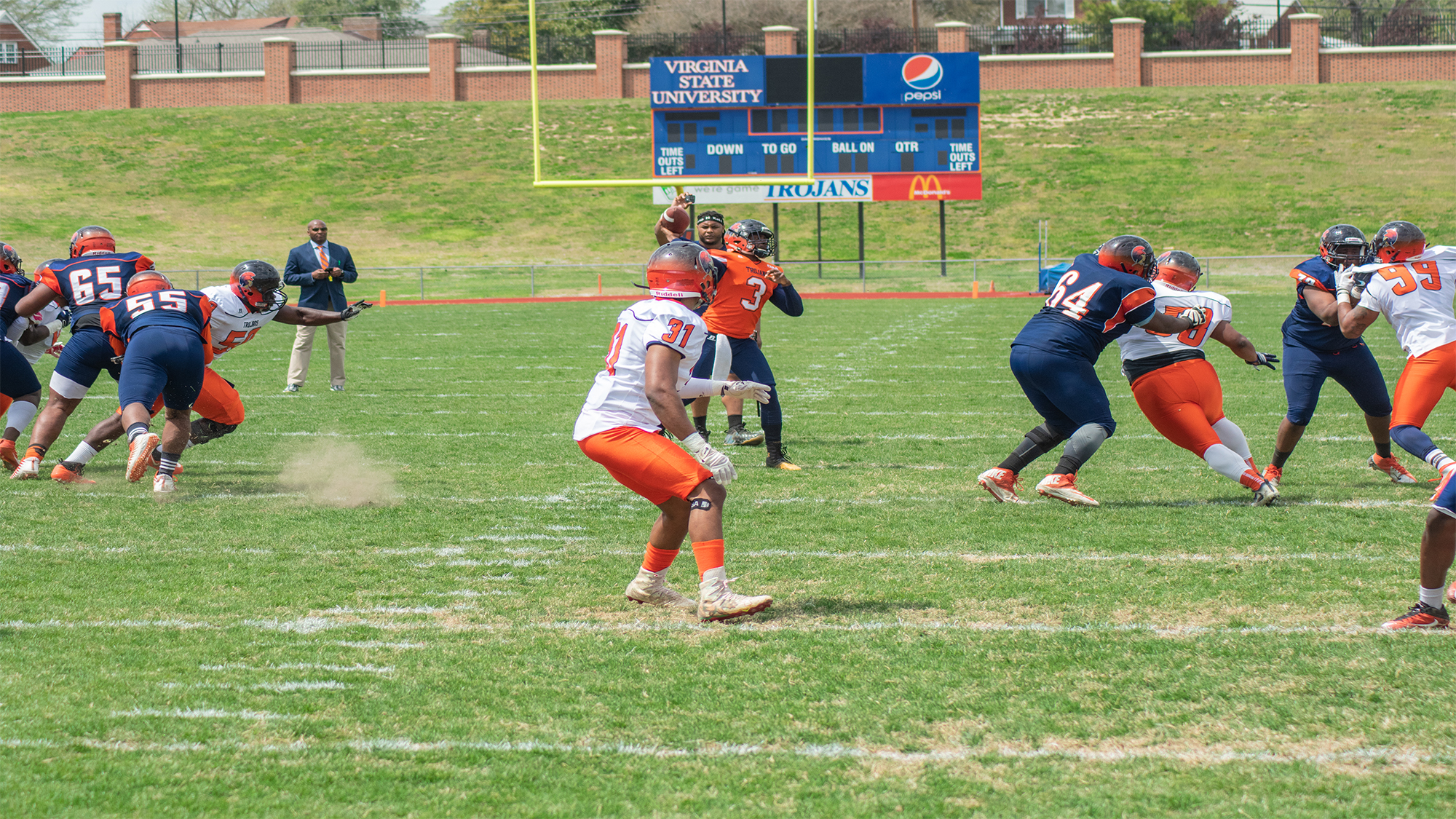 The Official Website Of Virginia State University Athletics