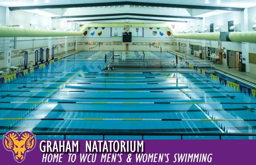 West Chester University Golden Rams Graham Natatorium