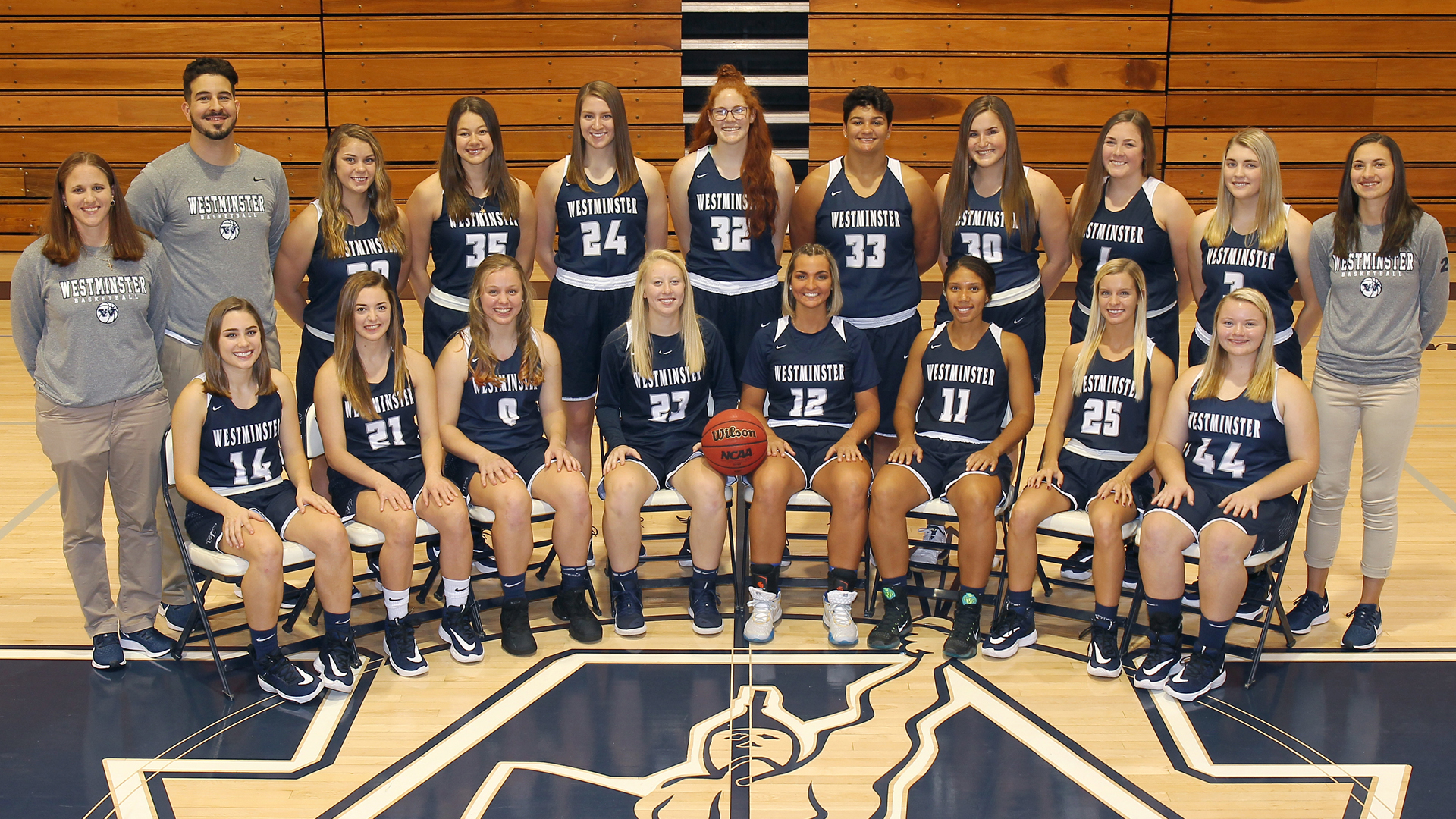 Titan Athletics 2019 20 Women S Basketball Roster
