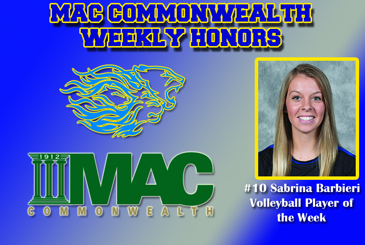 mac player of the week