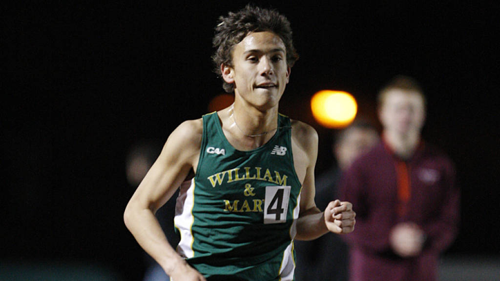 william and mary track meet