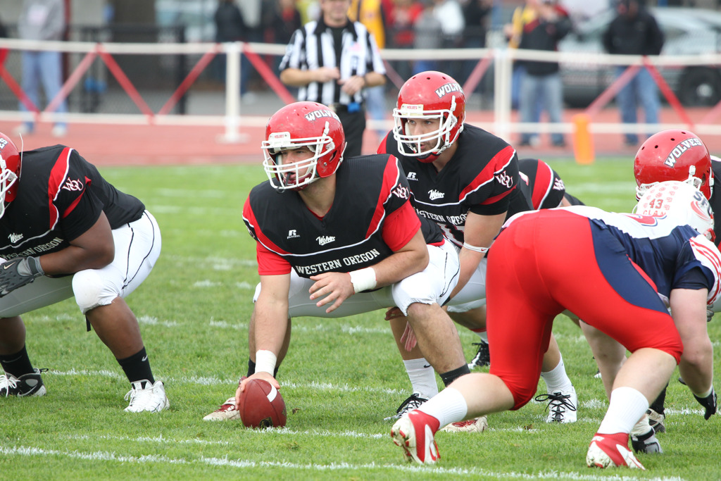 Wou Meets Hsu With First Place On The Line Western Oregon University