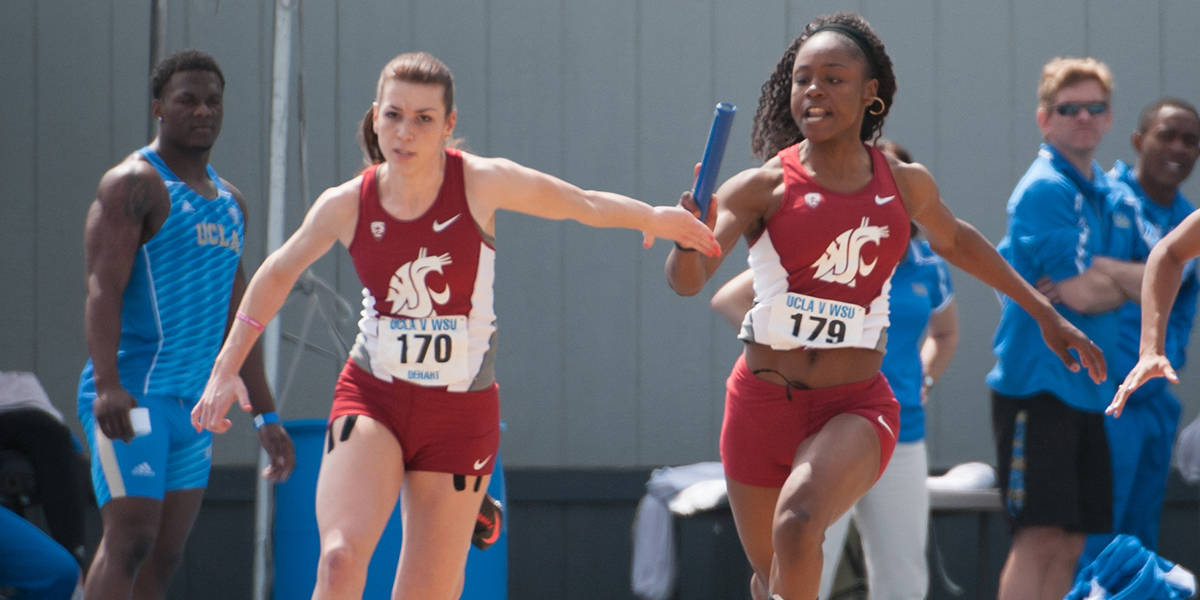 T&F at Stanford Invite and Sam Adams Classic Meets