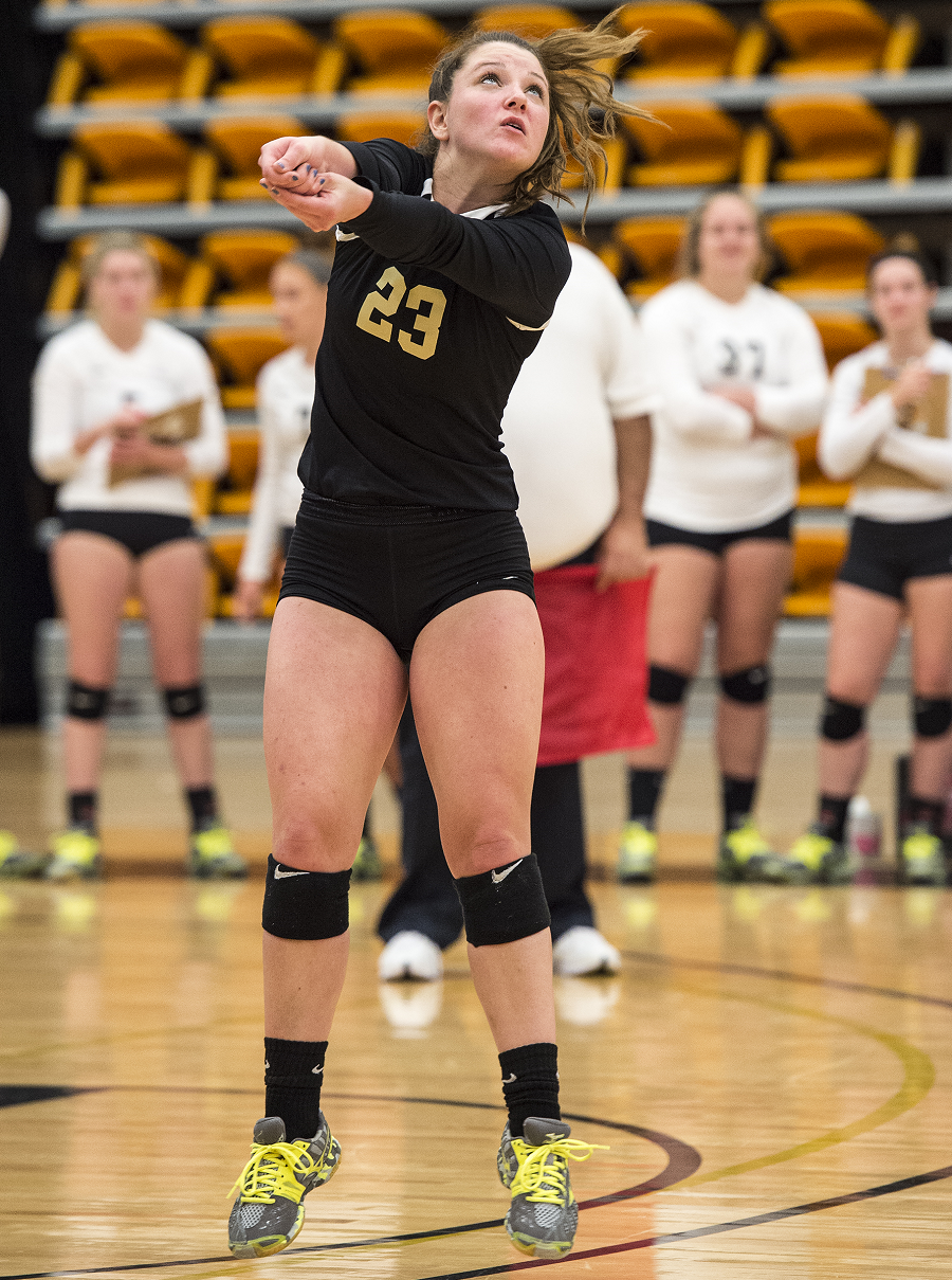 Emelia Fetch - Women's Volleyball - West Virginia State ...