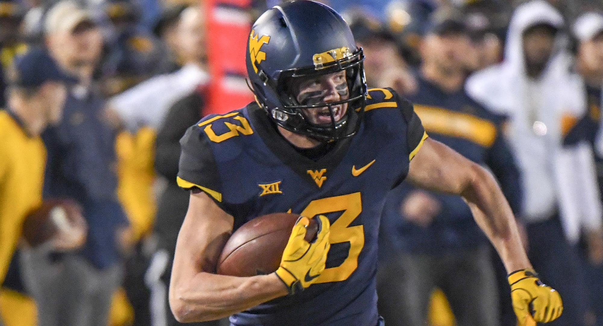 David Sills V Football West Virginia University Athletics