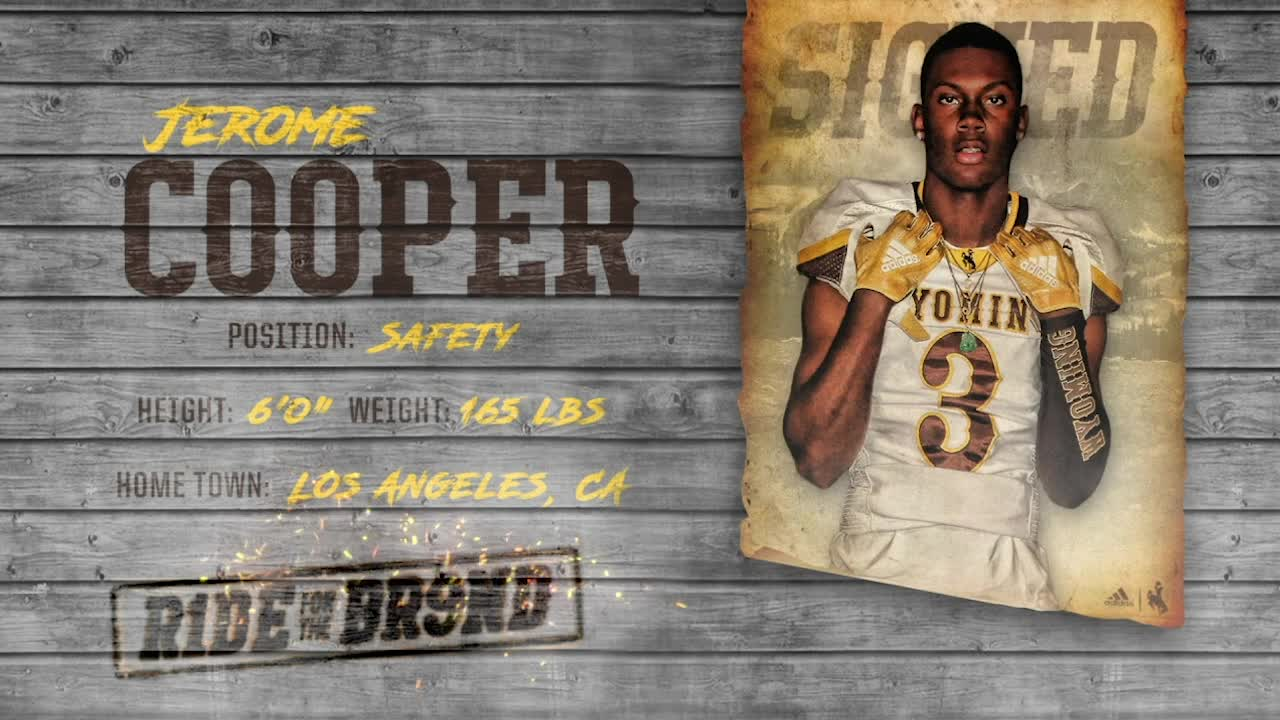 Jerome Cooper Highlights