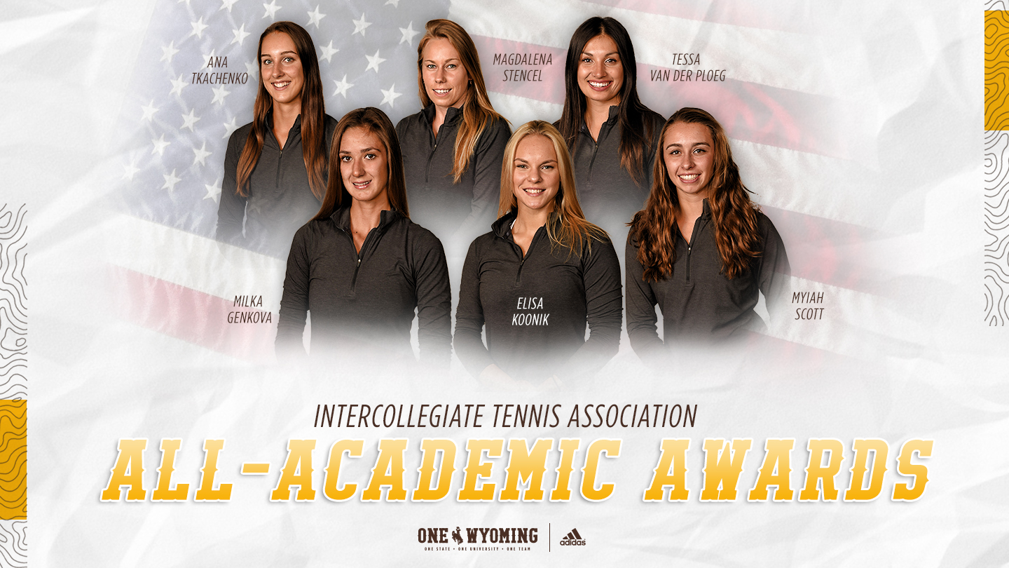 ITA All-Academic Graphic