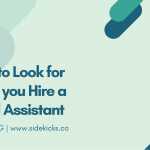 Traits to Look for Before you Hire a Virtual Assistant