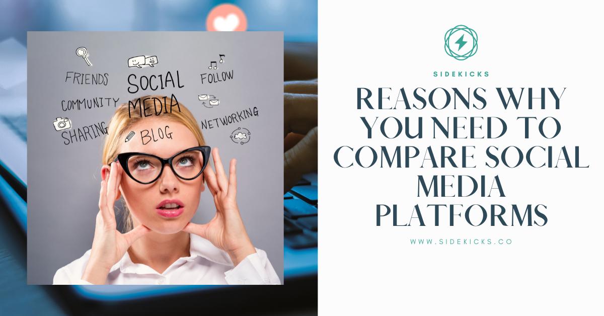 compre social media platforms
