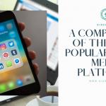 A Comparison of the Most Popular Social Media Platforms