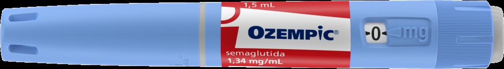 Sistema de Aplicação Ozempic 0,25-0,50mg