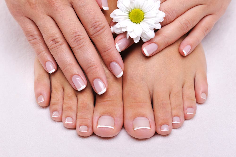 Alissa and Company spa offers manicures, pedicures, massage and other services