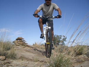 mountain biking in Sierra County