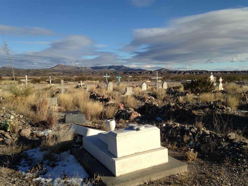 Arrey Cemetery