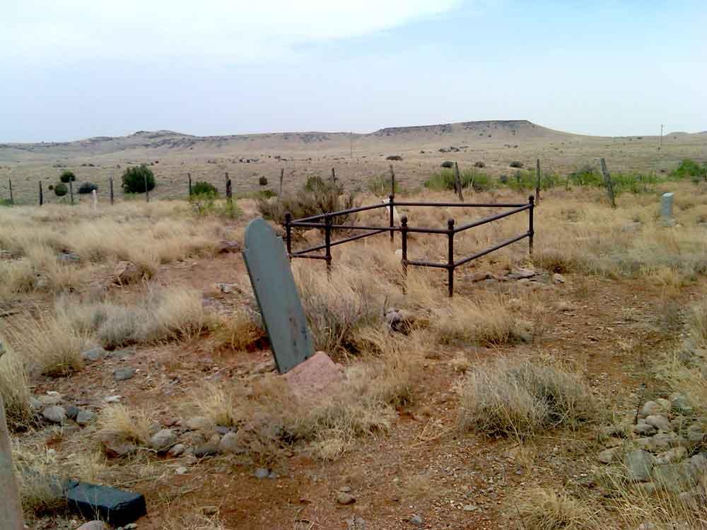 Hillsboro cemetery, Hillsboro New Mexico