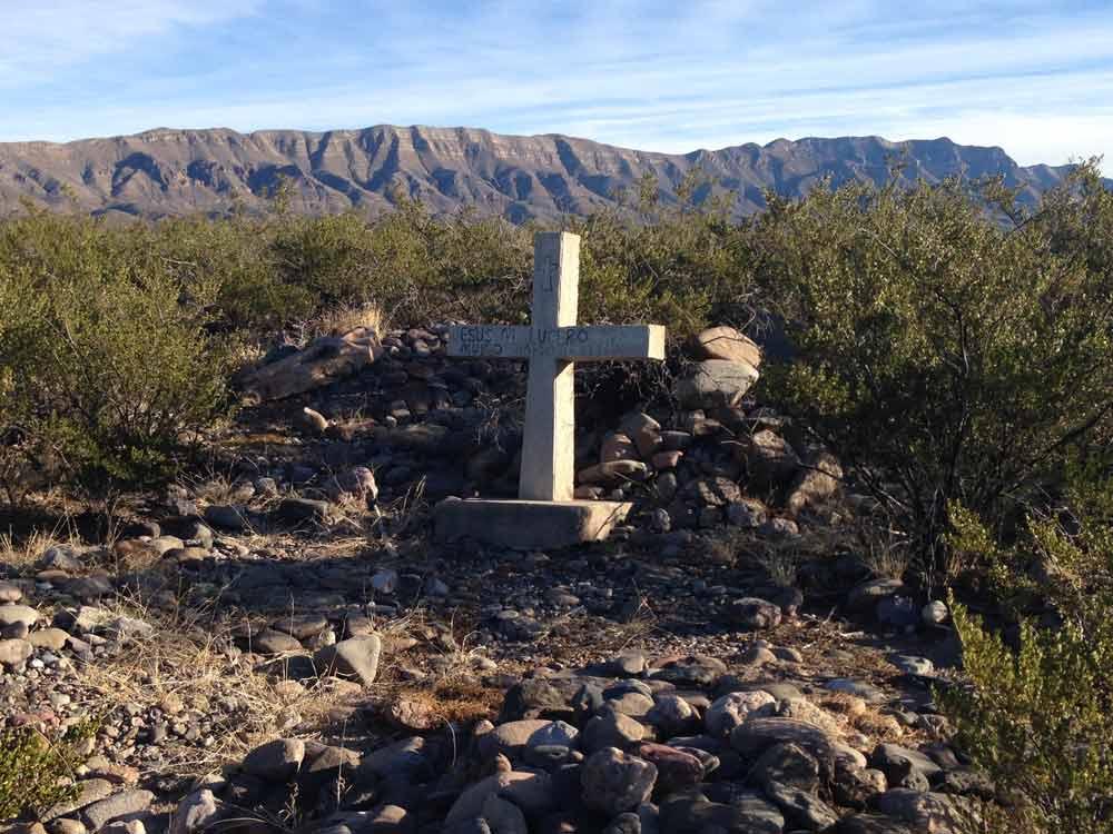Las Palomas New Mexico Cemetery