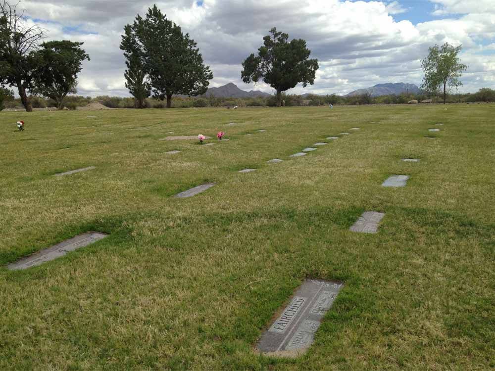 Vista Memorial Gardens Cemetery, Truth or Consequences New Mexico