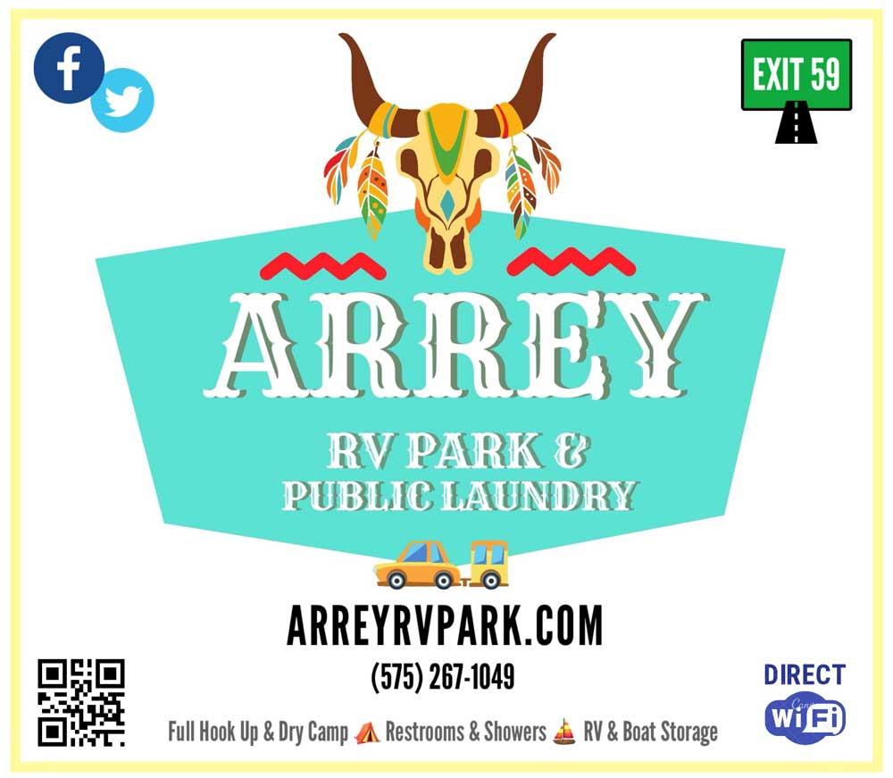 Arrey RV Park promotion