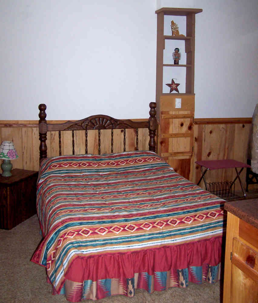 miners cabin for rent in chloride new mexico