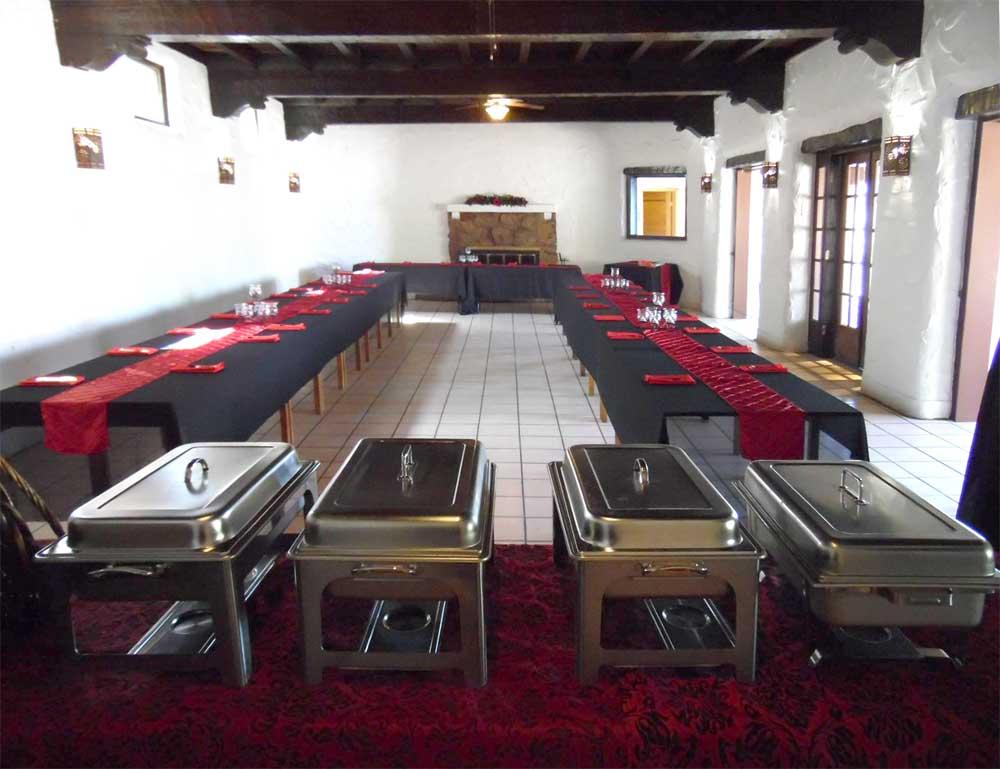 Damsite banquet room
