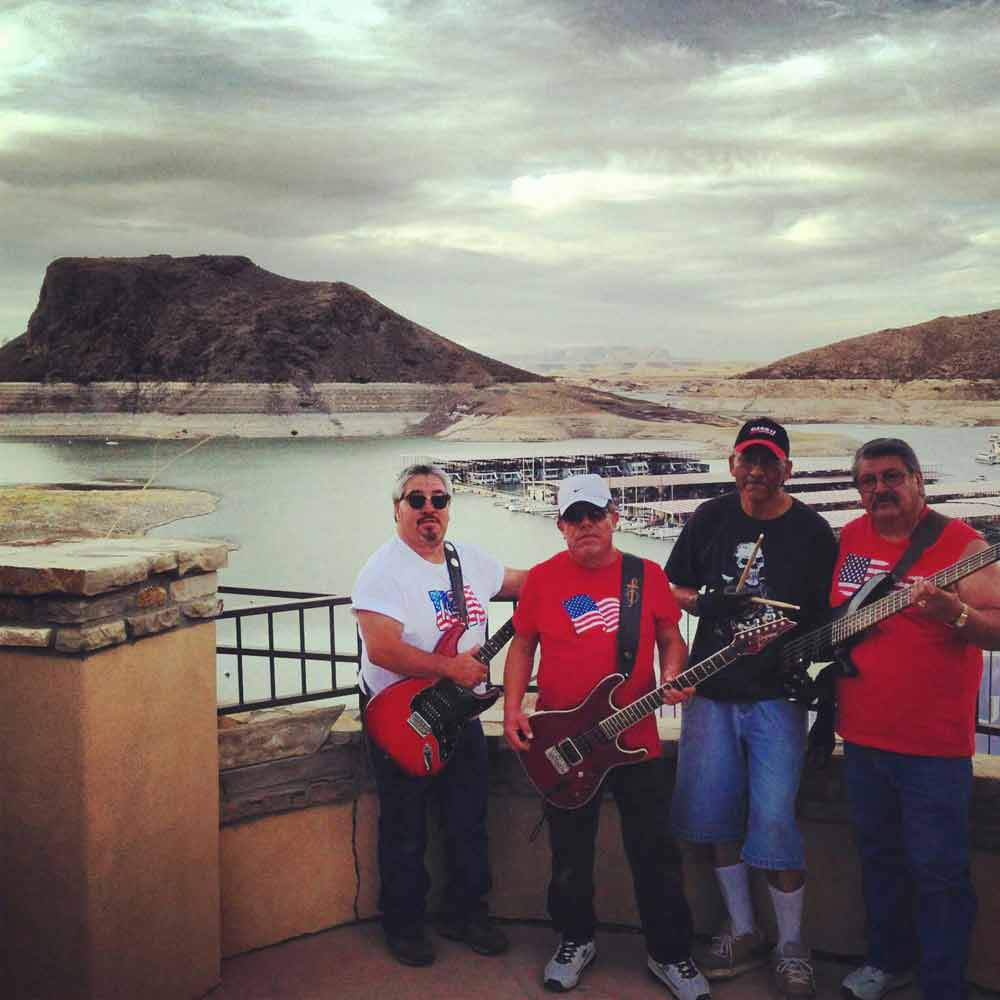 July 4 - Tudy Romero at Elephant Butte's Dam Site Beer & Wine Festival