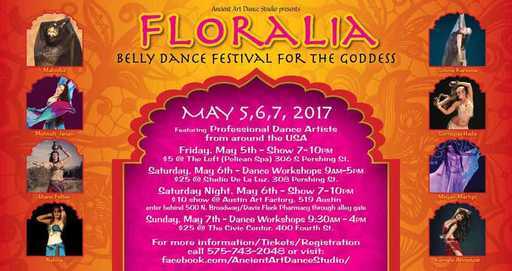 Floralia Belly Dance Festival