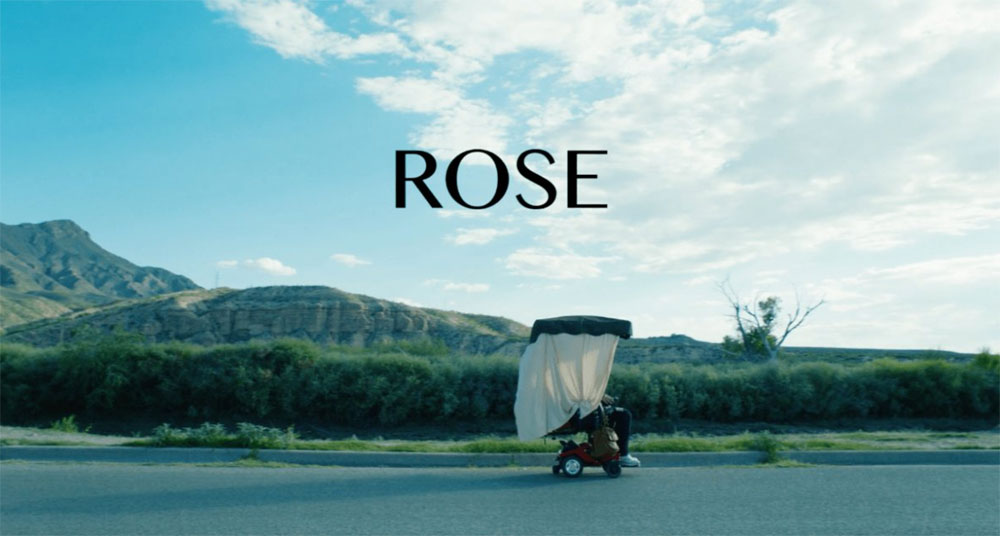 Rose - a film by Rod McCall, made in Truth or Consequences New Mexico