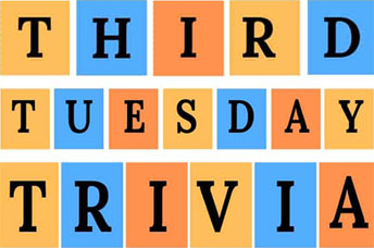 3rd Tuesday Trivia at the Brewery