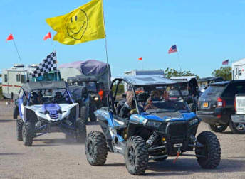 ATV Poker Run at Cedar Cove RV Park