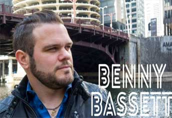 Benny Bassett at Truth or Consequences Brewing Co