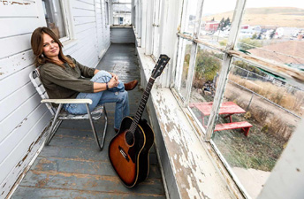 Christy Hays at the TorC Brewing Company