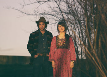 Clay Parker and Jodi James at Truth or Consequences Brewing Co