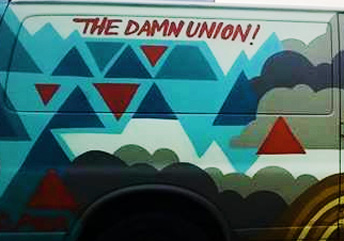 DAMN Union at Truth or Consequences Brewing Co