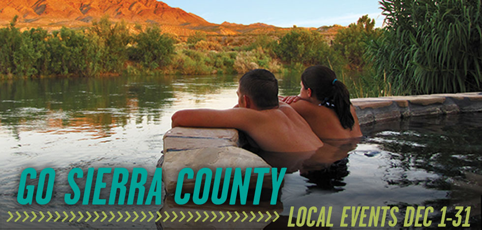 events in Truth or Consequences, Elephant Butte, Hillsboro, Caballo, Chloride