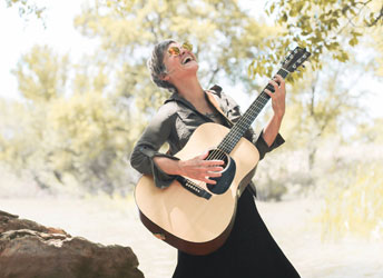 Jen Exten croons at Truth or Consequences Brewing Co